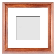 CLASSICS COLLECTION : ( Single Matted Frame )  Image-Sizes 2x2 up