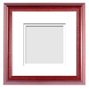 CLASSICS COLLECTION : ( Double Matted Frame )  Image-Sizes 5x5 up