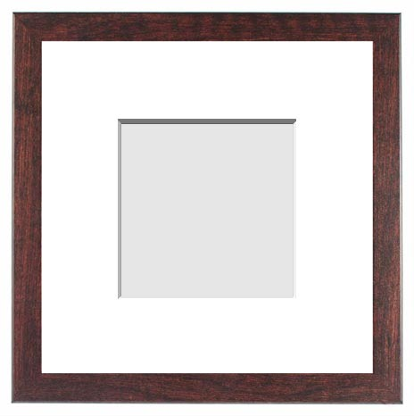 Single Matted Picture Frames 4x4 To 4 5 X7 5 Linear Frame