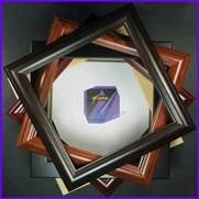 "5x5 to 5.75 x 12 { PICTURE FRAMES } Hand Made in Sizes - 5"" - 5.25"" - 5.5"" - 5.75"""