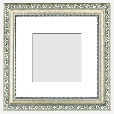 Single Matted Picture Frames 4x 4 To 45 X75 Tradition Frame Sizes