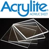 ACRYLITE ® PLEXIGLASS - Clear Acrylic Sheets { MUSEUM-GRADE } - Paper Mask - PS3-098