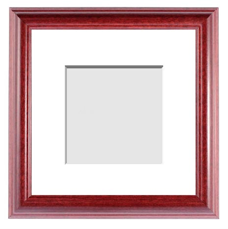 CLASSICS COLLECTION : ( Single Matted Frame )  Image-Sizes 3x3 up