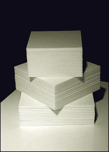 "1/8""  FOAMCORE - ( Acid-Free ) FOAM BOARDS"