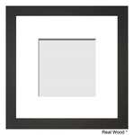 :: LINEAR COLLECTION :: ( Single Matted Frame )  Image-Sizes 2x2 up