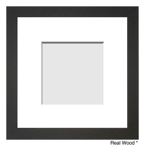 :: LINEAR COLLECTION :: ( Single Matted Frame )  Image-Sizes 3x3 up