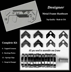 Metal Frame Hardware